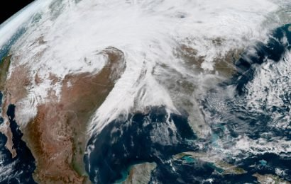 Bomb Cyclone 2019: People Freak Out As It Hits — Plus: Is It Heading Your Way?