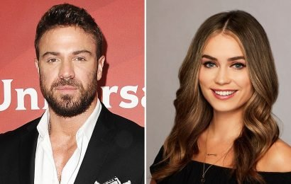 Bachelorette's Chad Claims GF Made Out With Someone Else in Front of Him