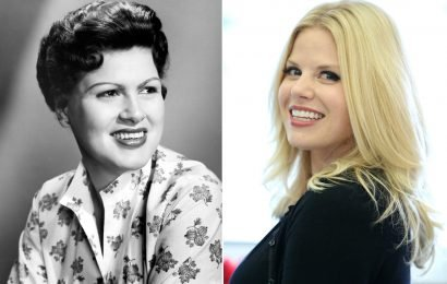 Megan Hilty and Jessie Mueller to star as Patsy Cline and Loretta Lynn in Lifetime movie