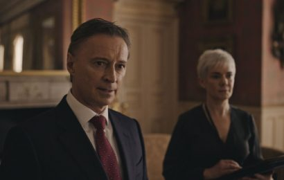 'Once Upon A Time's Robert Carlyle & 'The Crown's Victoria Hamilton To Star In British Political Thriller 'Cobra' For Sky