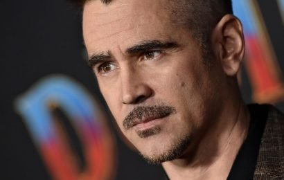 Colin Farrell's Net Worth And Who He Plays In the Live-Action 'Dumbo' Remake