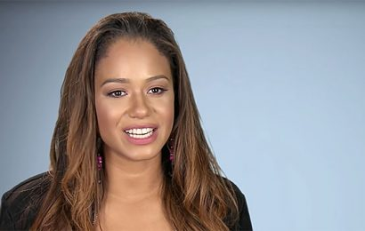 Christina Milian's Sister Danielle Begs 'Botched' Doctors To Fix Stomach Scars & Uneven Breasts
