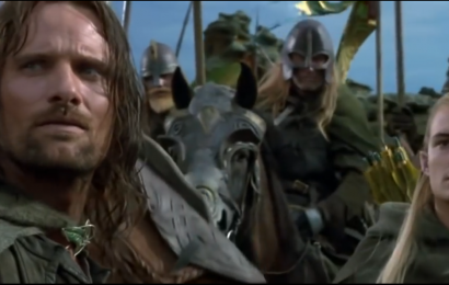 Amazon Revealed The Setting For The 'Lord Of Rings' TV Series & It Includes So Many New Clues