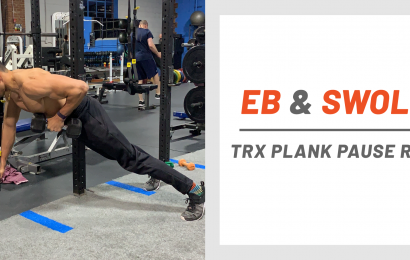 This Ridiculously Tough TRX Move Crushes Your Back and Core