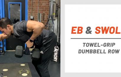 Add a Towel to Smash Your Back and Grip Strength