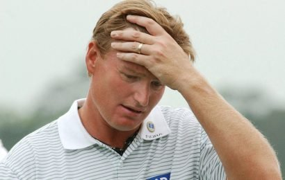 Ernie Els is so done with Masters: It was a 'f–king nightmare'