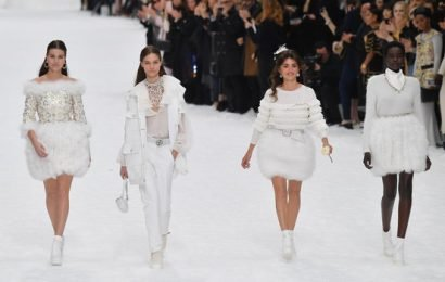 Paris Fashion Week Closes With a Standing Ovation