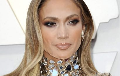 "JLo Doesn't Care That A-Rod Is An Accused ""Piece Of Shit"""