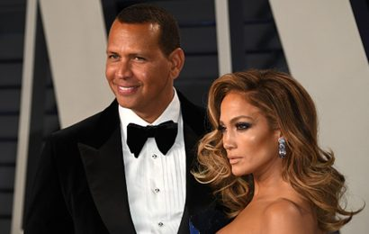 J. Lo Wore This Exact Outfit When A-Rod Proposed