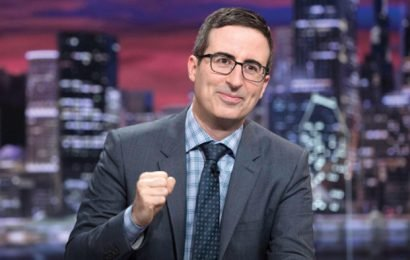 John Oliver Chides AT&T and Targets FCC Over Robocall Rules