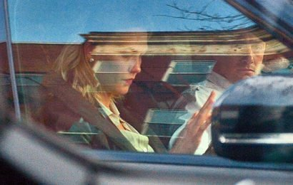 Karlie Kloss Looks Angry Driving With Husband Joshua Kushner In NYC After Family Book Diss