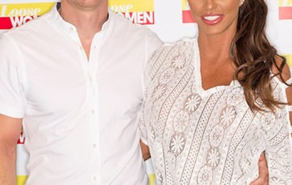 Katie Price addresses claims she's pregnant with Kris Boyson's baby