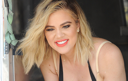 Khloe Kardashian Shares Adorable Pic With Baby True After Tristan Breakup: It's Just 'You & I' Now