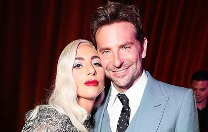 Lady Gaga Fans Freak After Her Lipstick Shade Appears On Bradley Cooper's Chin Amid Romance Denial