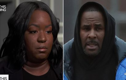 R. Kelly's accuser speaks out, details alleged sexual abuse for the first time