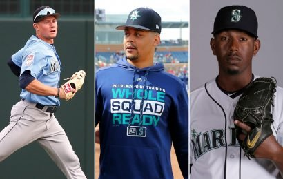 Mariners in awe of their Yankees, Mets trade hauls: 'Eye-opener'