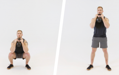 How to Do a Perfect Goblet Squat
