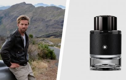 Montblanc's New Fragrance Will Bring Out Your Adventurous Side
