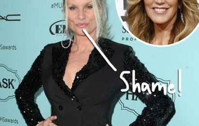 Nicollette Sheridan Shames Former 'Desperate Housewives' Costar Felicity Huffman Over 'Disgr