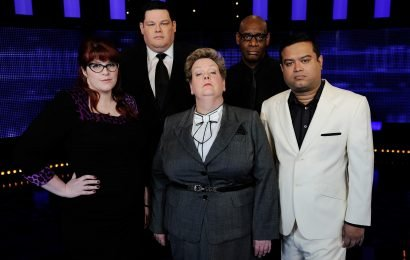 Who are The Chasers on ITV's The Chase? Meet The Governess, The Beast, The Sinnerman and The Dark Destroyer