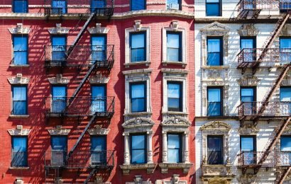 More than a third of New Yorkers say they can't afford to live here