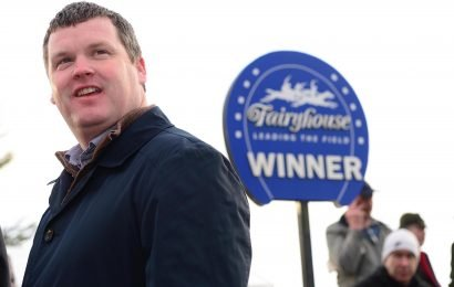 Who is Gordon Elliott and what are his runners on day one of the Cheltenham Festival?