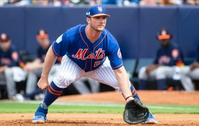 How Pete Alonso overcame ugly college injury is proof of his grit