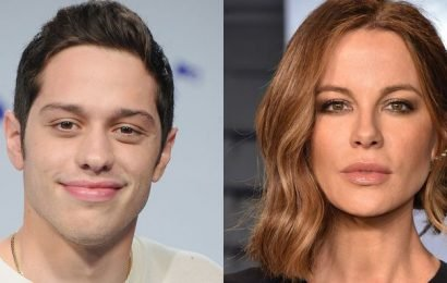 Pete Davidson Just Fully Addressed Kate Beckinsale Relationship on 'SNL'