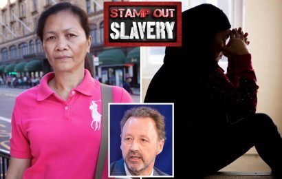 There are as many slaves in the UK as there are residents in Blackpool but the real scandal is that once they escape they're often re-trafficked