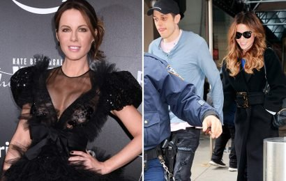 Kate Beckinsale 'head over heels' for Pete Davidson as relationship gets serious after just a month of dating