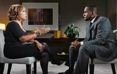 R.Kelly Insists His Girlfriends' Parents 'Sold Them To Me' In Explosive Gayle King Interview