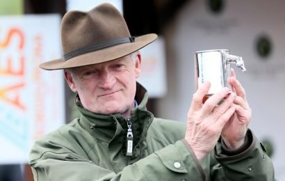 Who is Willie Mullins and who is he running in the Gold Cup and today at the Cheltenham Festival?