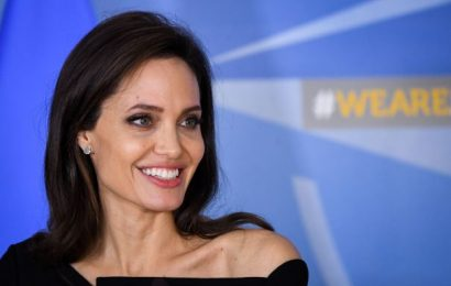 Angelina Jolie In Talks For Marvel's 'The Eternals'