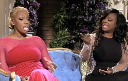 'RHOA's Kandi Burruss Reveals The Real Reason Why NeNe Leakes Is Feuding With The Cast