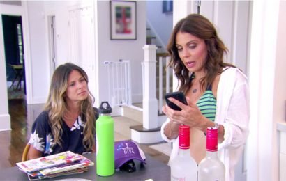 'RHONY': Bethenny Frankel's Daughter Bryn Texted Dennis Shields 'We Miss You' After His Death