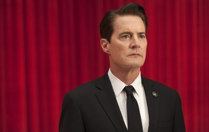 Twin Peaks' Kyle MacLachlan reveals funny sex scene addition