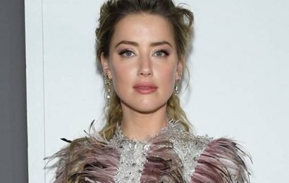 Amber Heard Recalls Coming Out to Her Parents