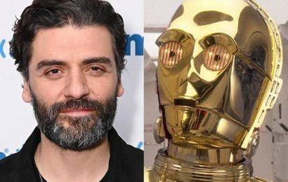 How Oscar Isaac Got Upstaged by C-3PO After Finishing Star Wars
