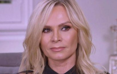 Tyler Henry Assures Tamra Judge She'll Have an Opportunity to Make Amends With Her Estranged Daughter on Hollywood Medium