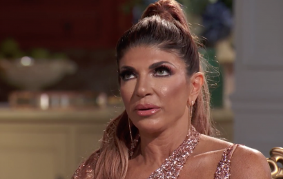 RHONJ's Teresa Giudice Admits 'I Haven't Been Happy in a Long Time' After Saying She'd Leave Joe