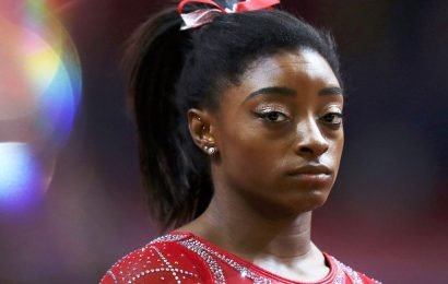Simone Biles Just Opened Up About The First Time She Realized She Was Assaulted