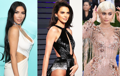32 Sexiest KarJenner Red Carpet Looks Of All-Time: Kim In A Backless Gown & More