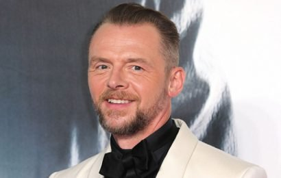 Simon Pegg Reveals Extreme Transformation For Role In The Thriller 'Inheritance'