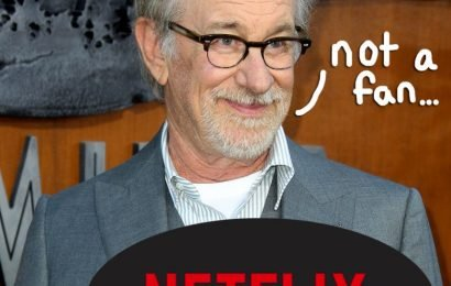 Steven Spielberg Suggests Netflix Films Should Be Ineligible For Oscar Noms — And People Are PISSED Abou