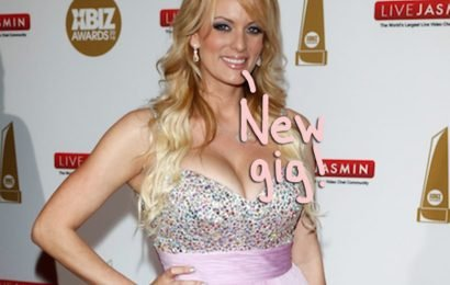 Stormy Daniels Is Doing Standup Comedy Now — And People Have Thoughts!
