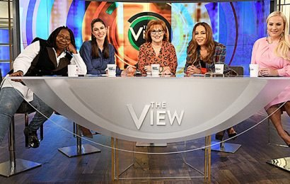 Whoopi Goldberg Returns To 'The View' After Missing 5 Weeks Due To Pneumonia