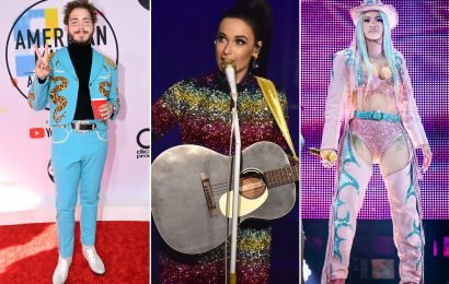 Country music's top stylist on the sudden rise of cowboy chic