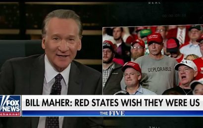 Trump's remarks may contain 'dog whistles,' fired FBI official McCabe tells 'Real Time' host Bill Maher