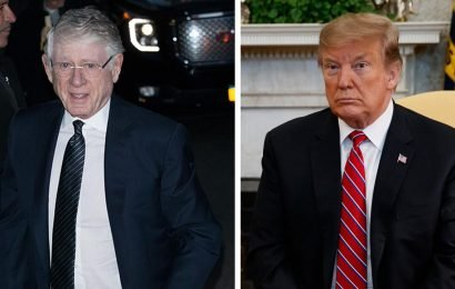 Ted Koppel: New York Times, Washington Post 'decided as organizations' that Trump is bad for United States
