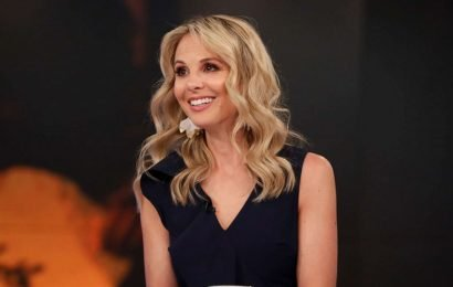 Elisabeth Hasselbeck responds to Rosie O'Donnell's 'crush' comments on 'The View'